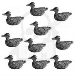 Wild ducks - 10 pcs