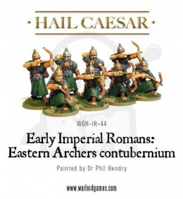 Early Imperial Romans: Eastern Auxiliary Archers - 8 szt.
