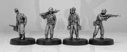 1944-45 WWII Grenadiers inc MG42