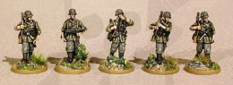 Heer 1936-45 Summer infantry marching I