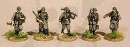 Heer 1936-45 summer infantry marching II