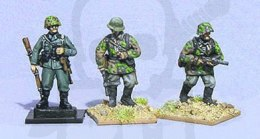 1938-43 Early war Waffen SS infantry