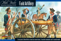 Field Artillery and Army Commanders (Plastic Box)