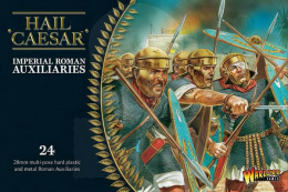 Early Imperial Romans: Auxiliaries - 24 szt.