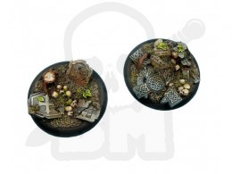 Graveyard Bases, WRound 50mm - 1 pc