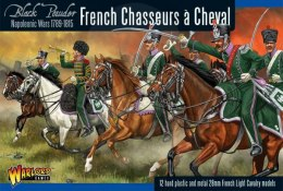 Napoleonic War French Chasseurs a Cheval Light Cavalry - 13 szt.