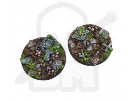 Graveyard Bases, Round 60mm - 1 pc