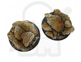 Shale Bases, Round 55mm - 1 pc