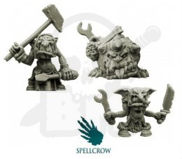 Gobllins Mechanics with Spawn Assistant Goblińscy mechanicy z pomiotem