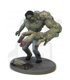 Mutated male zombie II