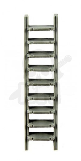 Metal Ladder - metalowa drabina 1 szt.