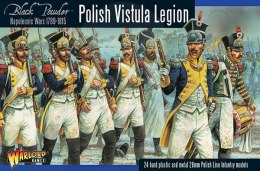 Napoleonic Wars Polish Vistula Legion - 24 szt.