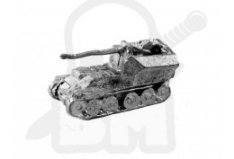 Flakpanzer 38(t) Gepard 1:300 6mm