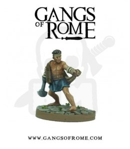 Gangs of Rome Fighter Tertius 1 szt.
