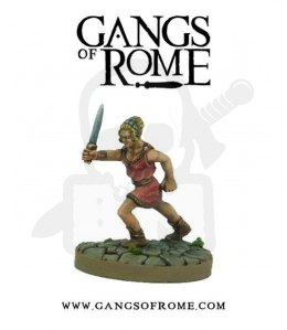Gangs of Rome Fighter Decimus 1 szt.