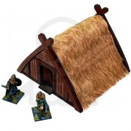 28mm Norse Storehouse / Hut - SAGA