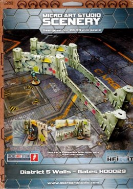 District 5 Walls Gates - 1 kpl. Terrain SF
