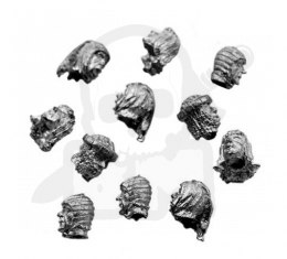 Knight heads - 10 pcs