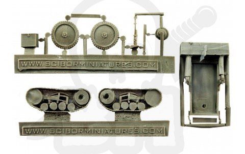 1:72 Polish Wz.28 Conversion set #2