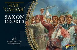 Saxon Ceorls - 32 Infantry