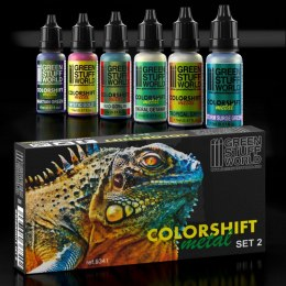 Chameleon Acrylic Paint Set 2