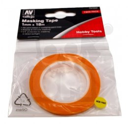 Masking tapes 1 mm - 18 m (2 pcs)