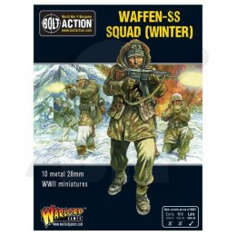 Waffen-SS Winter German squad box (10 Models)