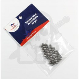Stainless Stell beads for mixing paints 50pcs