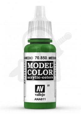 Vallejo 70850 Model Color 17 ml Medium Olive
