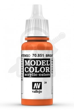 Vallejo 70851 Model Color 17 ml Bright Orange