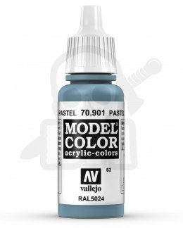 Vallejo 70901 Model Color 17 ml Pastel Blue