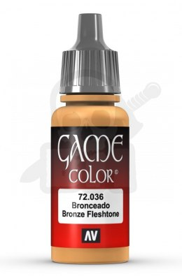 Vallejo 72036 Game Color 17 ml Bronze Fleshtone