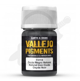 Vallejo 73115 Pigment 35 ml Natural Iron Oxide