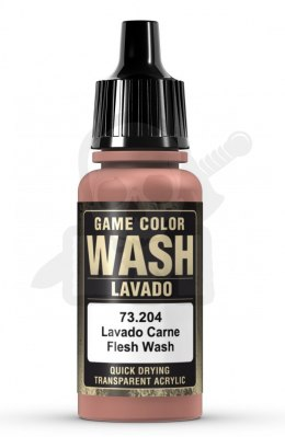 Vallejo 73204 Game Color Wash 17 ml Flesh