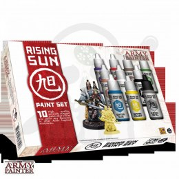 Army Painter Rising Sun Paint Set
