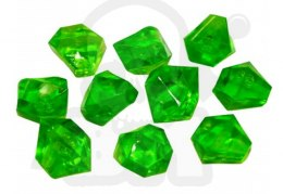 Crystal Gem 10 mm Green