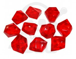 Crystal Gem 10 mm Red