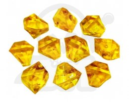 Crystal Gem 10 mm Yellow
