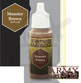 FARBY - MONSTER BROWN