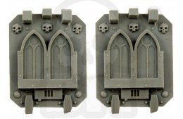 Gothic Doors For Heavy Vehicles