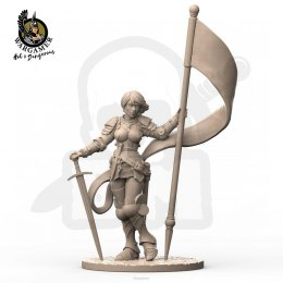 Jeanne, the Knight (28 mm)