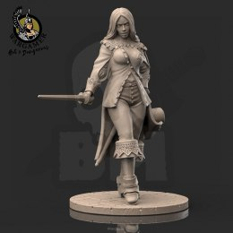 Eloise, the Musketeer (28 mm)
