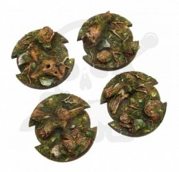 SWL Forest Bases 50mm Round - 2 pcs
