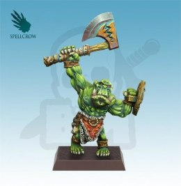 Orc with Clan Axe - Ork z Toporem Klanu