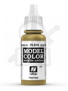 Vallejo 70878 Model Color 17 ml Old Gold