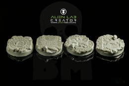 Ancient greece round bases 32mm
