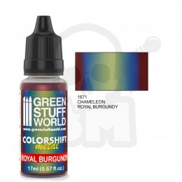 Colorshift Chameleon Acrylic Paint Royal Burgundy 17ml