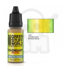 Colorshift Chameleon Acrylic Paint Mystic Gold 17ml