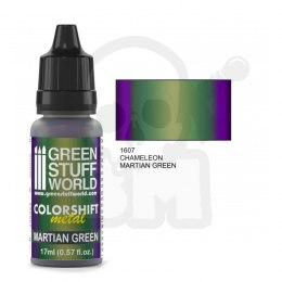 Colorshift Chameleon Acrylic Paint Martian Green 17ml