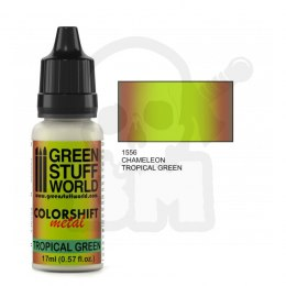 Colorshift Chameleon Acrylic Paint Tropical Green 17ml